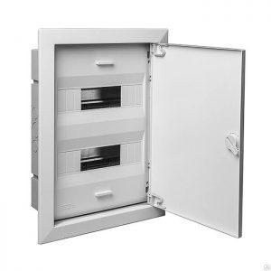 шкаф 68124М для скрытой проводки