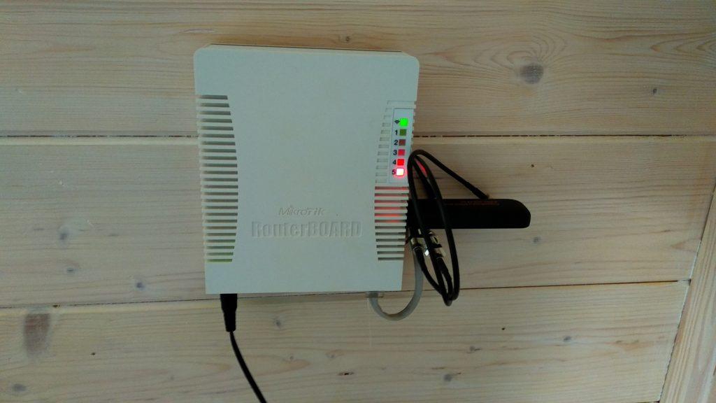Mikrotik RB 951Ui-2HnD