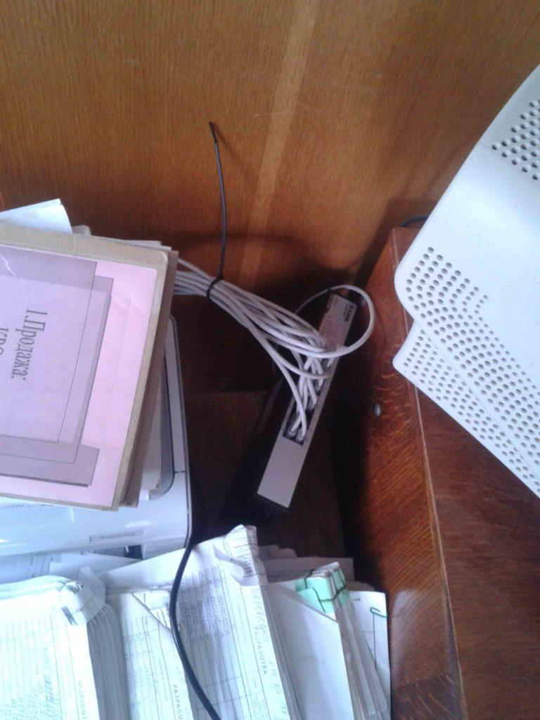 Плохой ремонт компьютерной сети