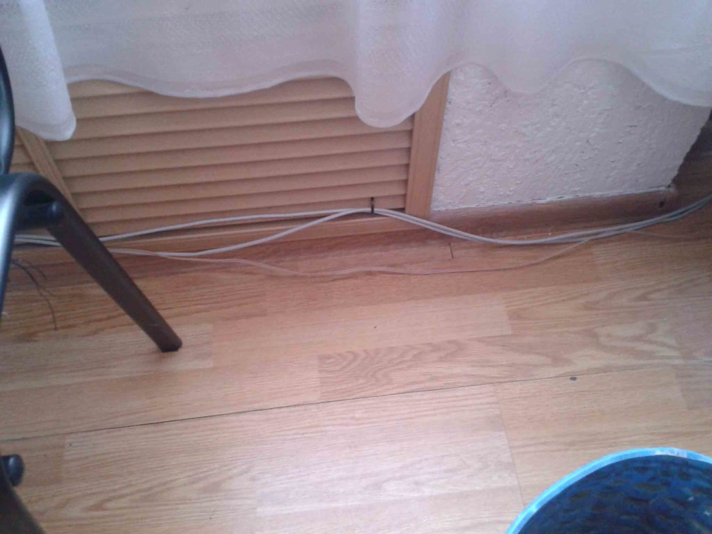 дешевый ремонт ремонта сетевого кабеля к рабочему месту