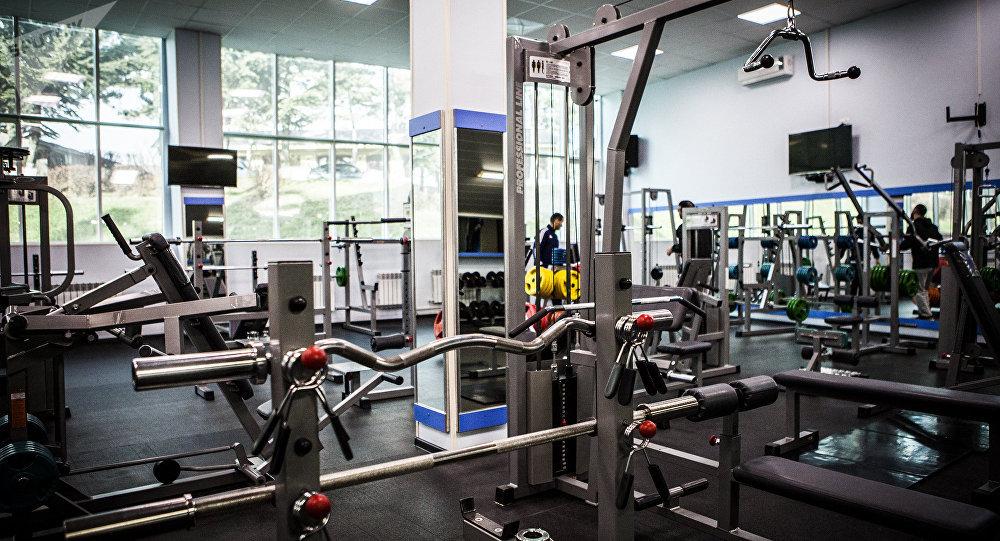 Слаботочные системы и сети в тренажерном зале, фитнес-клубе