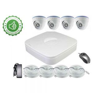 Комплект видеонаблюдения домашний Longse LS-AHD