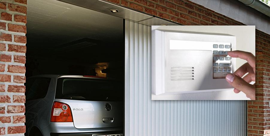 Охрана гаража